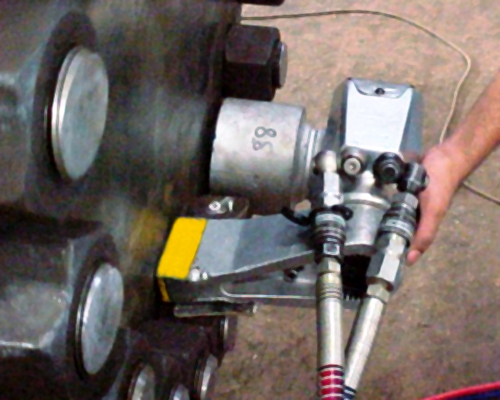 Power Pack Cp 1000 Hydraulic Torque Wrenches Powermaster