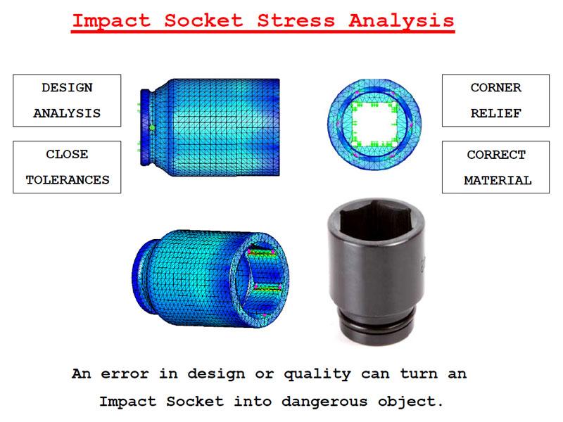 impact socket: