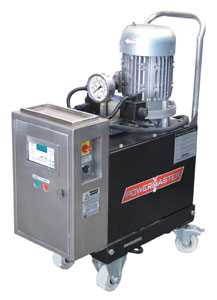 Hydraulic Tube Expansion Systems Powermaster